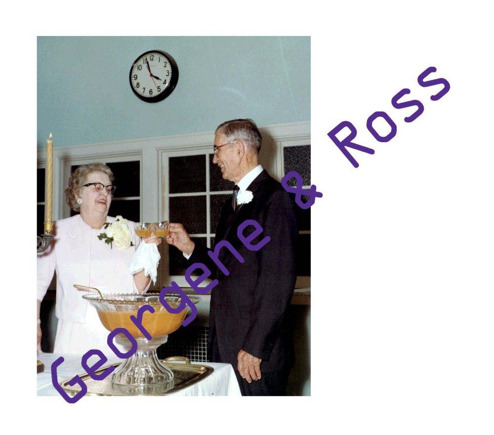 Georgene & Ross