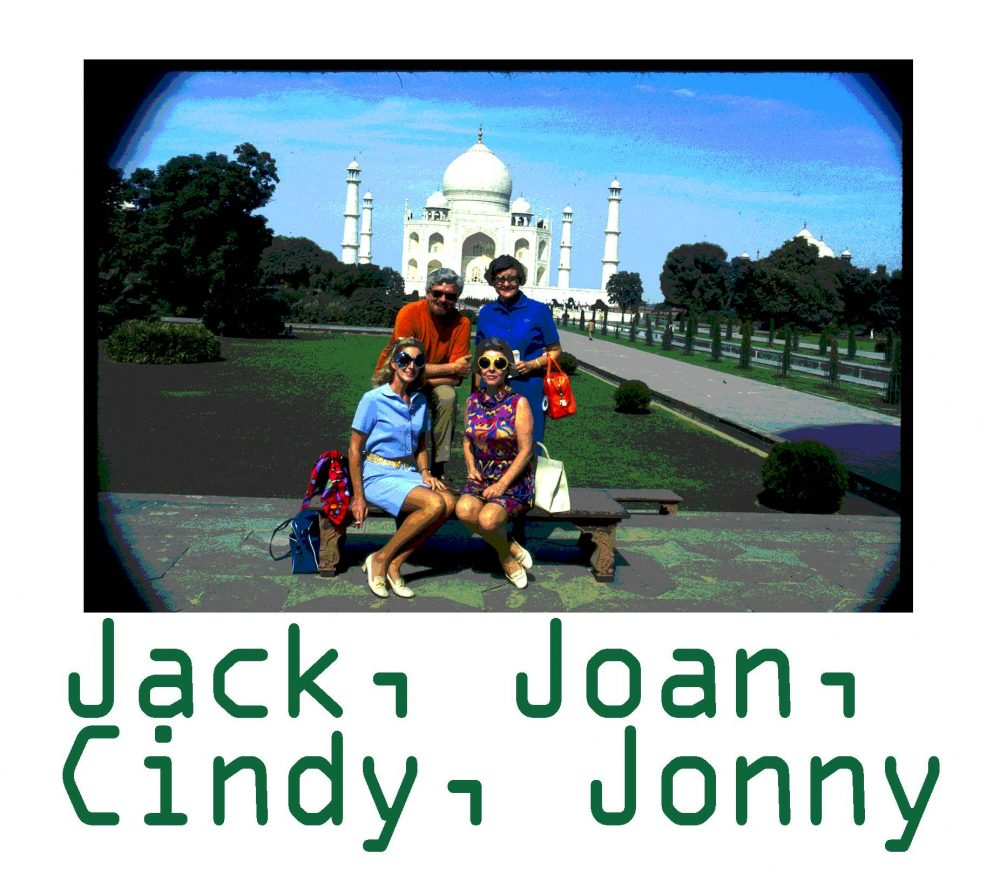 Jack, Joan, Cindy, Jonny