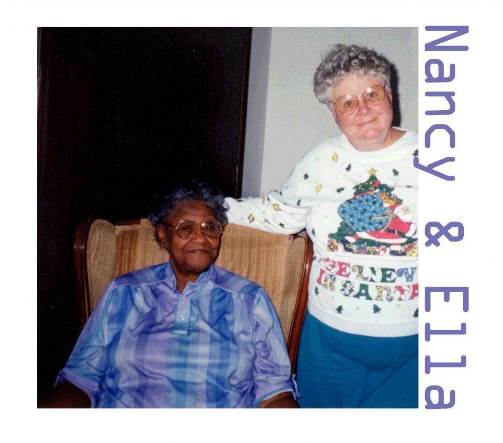 Nancy & Ella